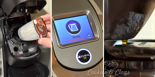 Keurig 2.0 Review – Brew Up to 30 oz. Carafe, Model K550 #HelloKeurig