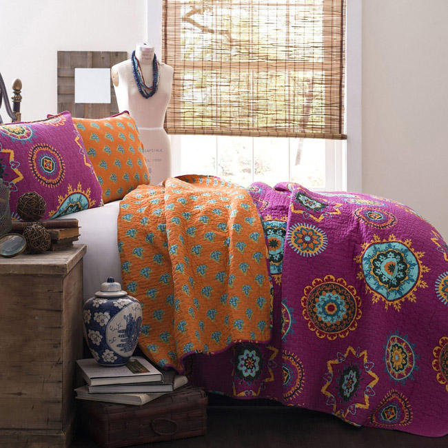 Lush Decor Affordable Bedding Curtains 200 Giveaway
