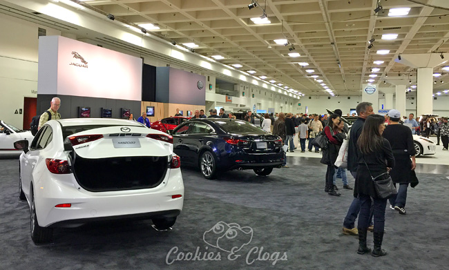 2014 International Auto Show in San Francisco