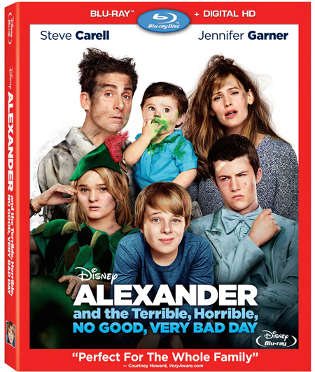 Disney's Alexander and the Terrible, Horrible, No Good, Very Bad Day family movie for the whole family