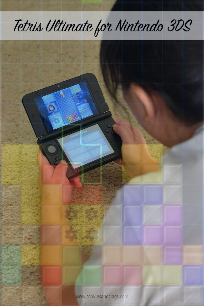 Tetris Ultimate finally goes back to basics. See if the transition from classic video games to Nintendo 3DS works well and if it's right for your family puzzle game needs.