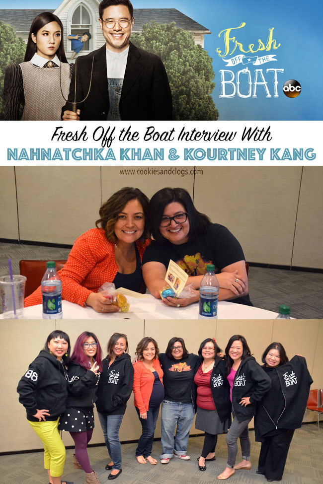 "Fresh Off the Boat Interviews | Find out what Writer/Executive Producer Nahnatchka Khan, Co-Executive Producer Kourtney Kang, Executive Producer Melvin Mar, and Actor Randall Park (""Louis Huang"") have to say about the family sitcom featuring an Asian American family on ABC."