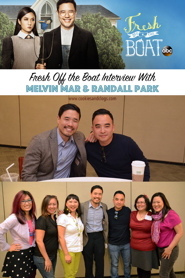 "Fresh Off the Boat Interviews | Find out what Writer/Executive Producer Nahnatchka ""Natch"" Khan, Co-Executive Producer Kourtney Kang, Executive Producer Melvin Mar, and Actor Randall Park (""Louis Huang"") have to say about the family sitcom featuring an Asian American family on ABC."