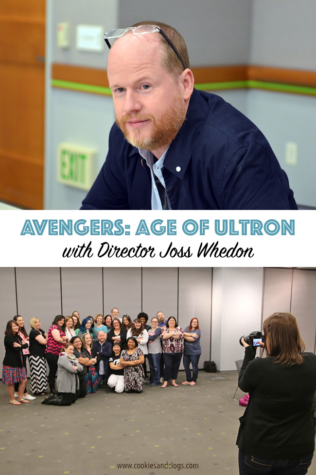 Movies | Celebrities | Exclusive Avengers Age of Ultron Interview with screenwriter and director Joss Whedon who brought the Marvel comics to life