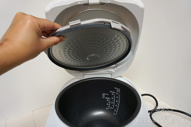 If you're tired of dull rice recipes, it might be your rice cooker. Check out this Zojirushi Umami Rice Cooker Review. I've never had rice this tasty! See the other features this has.