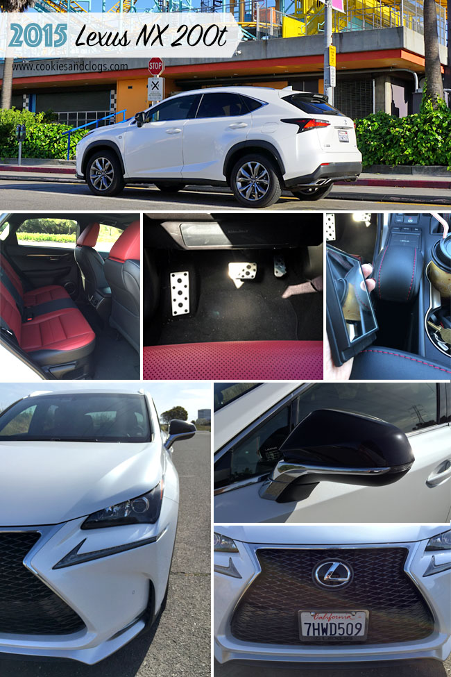 Cars | Car Reviews | The 2015 Lexus NX 200t packs quite a punch and does so with style. Find out why this is a fantastic family CUV or for outdoor adventurers.