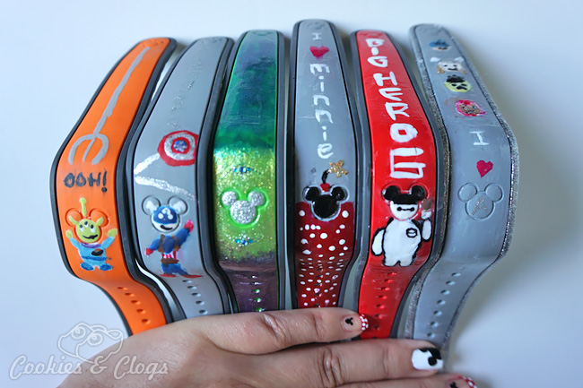 Disney Diy Tips On How To Customize Your Magic Bands