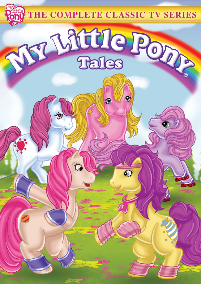 TV Series | My Little Pony | The original series is back! Now you can get all 13 episodes of the classic My Little Pony Tales series on this 2-DVD set from Shout! Factory. So nostalgic!