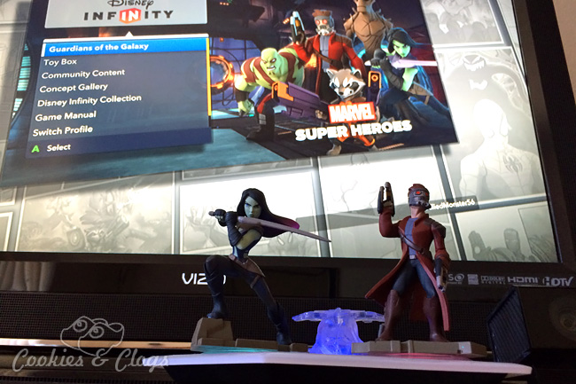 Video Games | Technology | Before 3.0 comes out, pick up the Guardians of the Galaxy and Spiderman Disney Infinity Playsets. See how we liked the gameplay compared to the Avengers Playset.