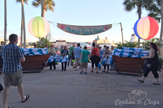 Walt Disney World | Family Travel | Mickey's Beach Bash | 2015 Disney Social Media Moms Celebration made our family vacation so special and provided valuable blogging tips.