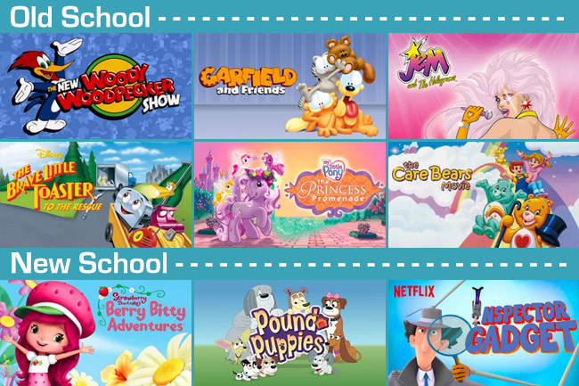TV Shows | Movies | Old school and new school Netflix recommendations for June 2015 with some throwback series from our childhood to share with our kids.