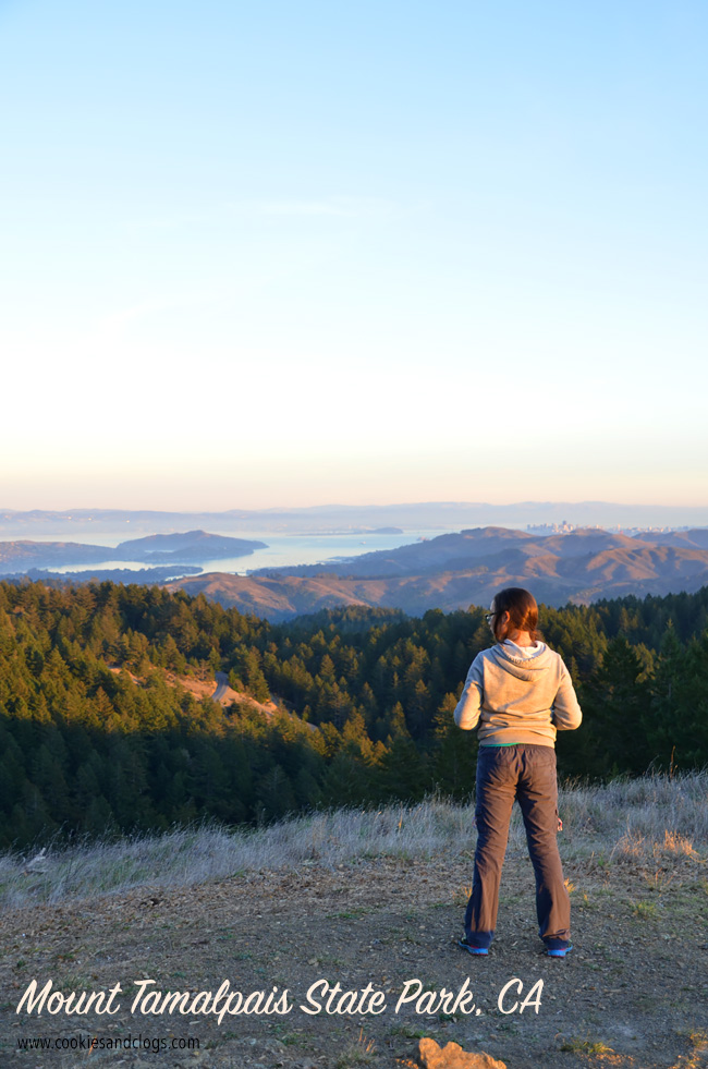 California | Nature | Photography | The view at sunset from Mount Tamalpais State Park, supported by the San Francisco California State Parks Foundation. See how you can help preserve this wonderful place this summer.