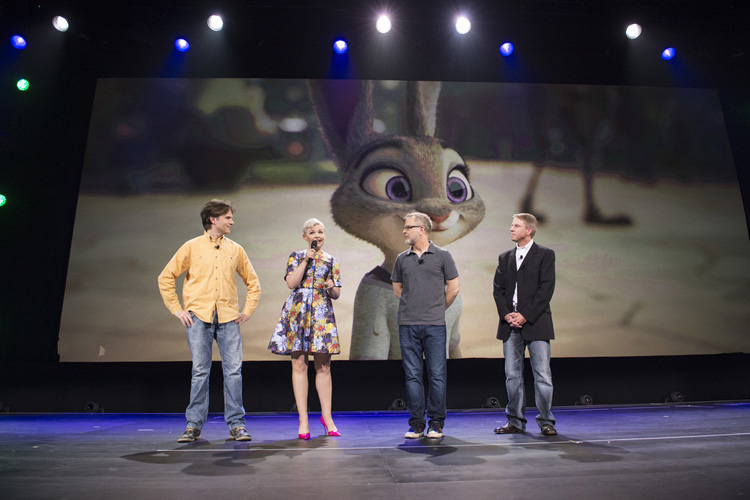 Movies | The Walt Disney Animation Studios and Pixar announcements from John Lasseter at D23 Expo were drool-worthy. Find out about animated films Zootopia, Moana, The Good Dinosaur, Gigantic, Toy Story 4, and more.