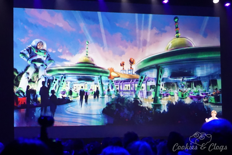 Disney Parks and Resorts | Amusement Parks | New 2015 announcements about Star Wars land and attractions at Disneyland and Walt Disney World. See info here on Toy Story Land, new Soarin' Around the World, Avatar, and the Iron Man Experience with an appearance from Stan Lee.