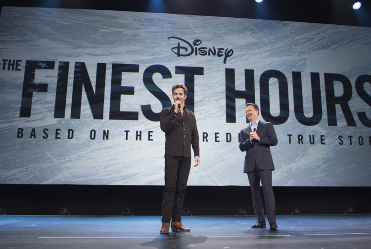 Movies | Live action slate of Disney, Marvel, and LucasFilm at D23 Expo was full of star appearances and surprise announcements. Find out about films Captain America Civil War, Star Wars, The Jungle Book, The Finest Hours, and more.