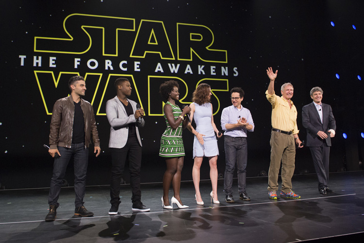 Movies | Live action slate of Disney, Marvel, and LucasFilm at D23 Expo was full of star appearances and surprise announcements. Find out about films Captain America Civil War, Star Wars The Force Awakens, The Jungle Book, and more.