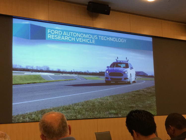 Cars | Automotive | Day two of the 2015 Further with Ford / Ford Trends Event. Find out the 2015 car trends from one of the main automotive manufacturers on technology and automation.