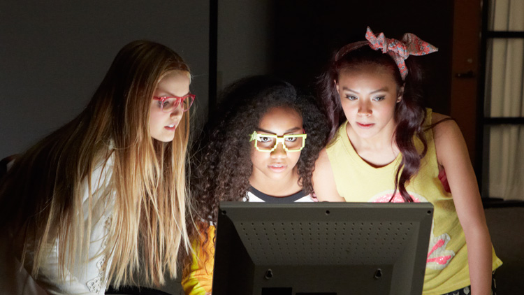 Project Mc² is a new 3-part series on Netflix feat. four super smart girls that use science & technology to complete a top secret mission. Has S.T.E.A.M. aspects. See my daughter's unboxing of some Project Mc² goodies here.