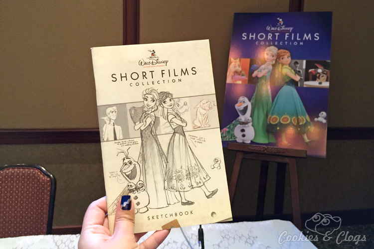 Movies | Walt Disney Animation Studios Shorts Collection comes out on Blu-ray. Check out our interview with some of the filmmakers on Frozen Fever, Get a Horse, and more.