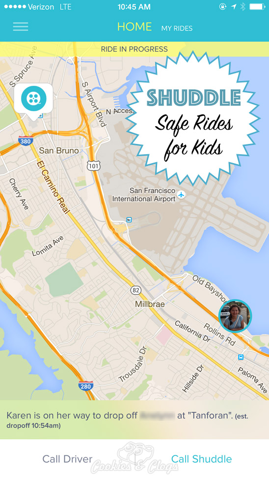 Kids | Parenting | Family | Sometimes it would be nice to have a clone to be everywhere we need to be. Shuddle is a safe ride service for kids to help us parents out. How safe? Read the post to find out!