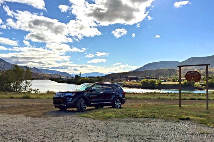 Travel | Cars | To test out the new 2016 Ford Explorer Platinum, I drove from Kamloops to Banff to Calgary in Canada for the Platinum Adventure Tour. Follow #ExploreMore . Kamloops