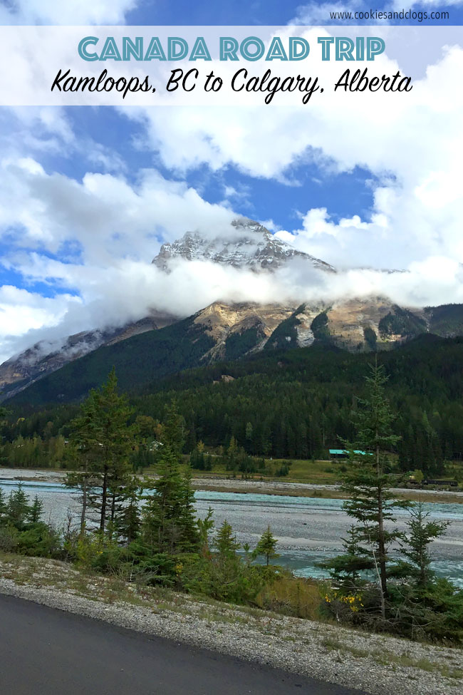 Travel | Cars | To test out the new 2016 Ford Explorer Platinum, I drove from Kamloops to Banff to Calgary in Canada for the Platinum Adventure Tour. Follow #ExploreMore . Glacier National Park