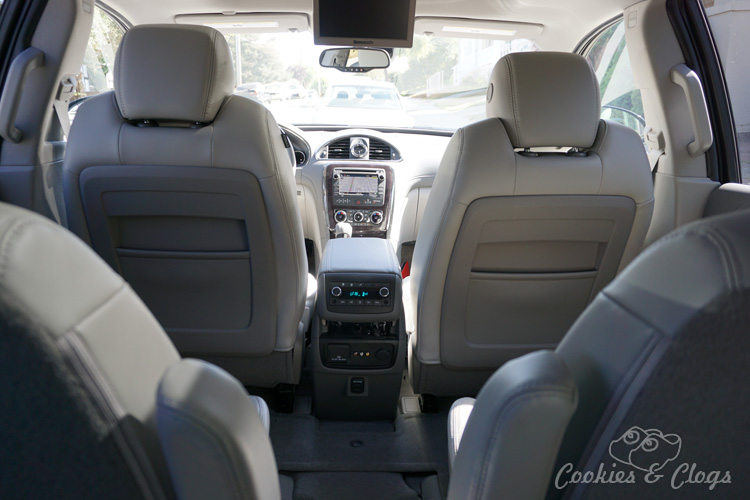 Cars | The 2016 Buick Enclave seats seven with room to spare. This mid-size SUV has a luxury feel inside that is not pretentious. It's perfect for large families on the go.