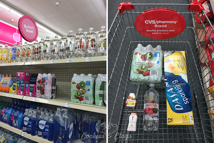 Health | It's not easy to drink more water. These water enhancer flavors, flavored water, and sparkling water bottles from CVS are helping me.