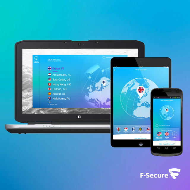 Technology | See how F-Secure Freedome VPN can protect you from phishing, malware, ads, and more on public Wi-Fi. Works on all mobile devices.