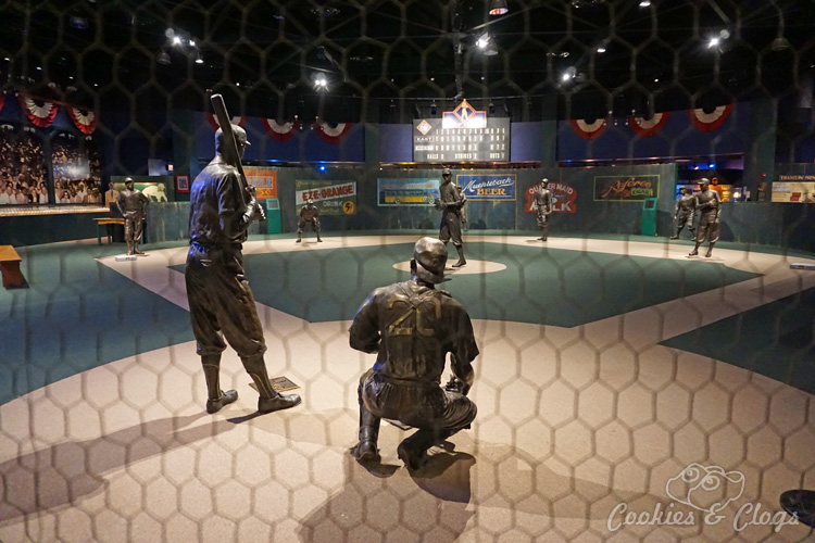 Travel | Missouri | I had no idea Kansas City, MO was such a great place to take your family on vacation. Here are 12 things to do with kids that we were able to same during our last trip – Negro Leagues Baseball Museum.