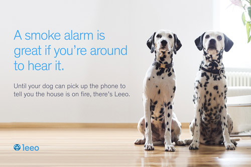 Technology | Safety | The smoke alarm and carbon monoxide alarm can only help if you're at home to hear it. The Leeo Smart Alert listens for the alarm for you and notifies in case it goes off. The features it includes are fantastic for parents of kids and pets.