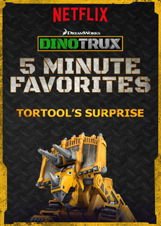 Parenting | Stalling bedtime with crazy, endless excuses seems to be an in-born talent for kids. See how the Dinotrux 5 Minute Favorites on Netflix can help. Episode Tartool's Surprise.