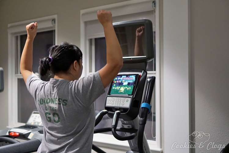 Fitness | Health | Family fitness and cardio exercise can be fun using Goji Play gaming system for the treadmill, elliptical, stair climber, or stationary bike. Don't believe me? See how it works here.