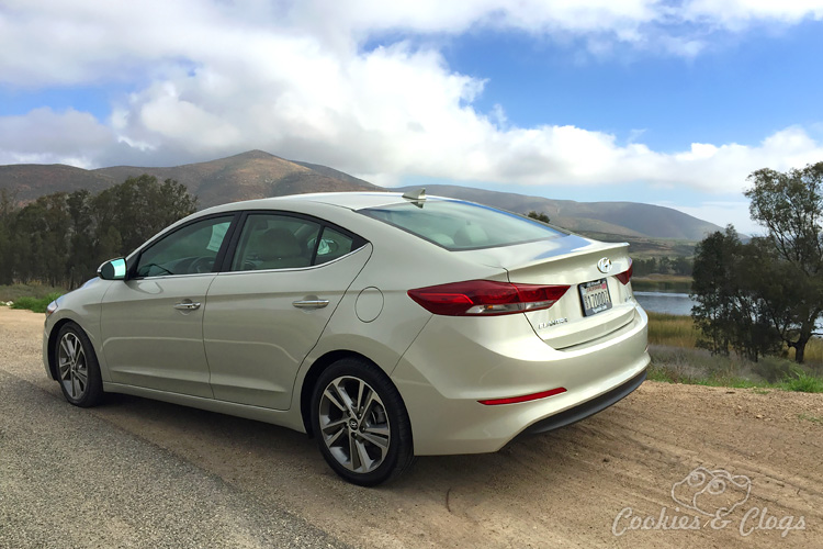 Cars | Automotive Technology | The 2017 Hyundai Elantra was built to turn heads, be easy on the budget, and to level up the features and tech you normally find on a compact sedan. Check out my finds during the press event in Imperial Beach, CA.