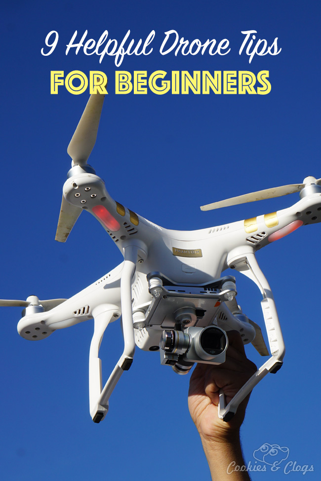 Electronics | Gadgets | Technology | Drones can be intimidating but are actually crazy awesome for aerial photography and videography. See these 9 Helpful Drone Tips for Beginners including information on drone registration.