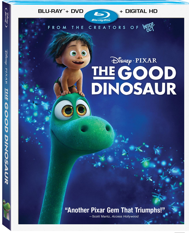 Movies | Disney | The Good Dinosaur is the new film from Pixar. See if this animated family film with Arlo and Spot is right for your kids in this candid review. Don't forget to download these printable The Good Dinosaur activities for kids.