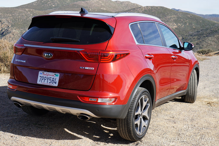Cars | The new 2017 Kia Sportage looks better than ever. Plus, this CUV is wider, has more tech, and offers tons of power. Here are some of my initial drive impressions from the press event in San Diego, CA.