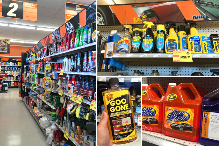 Cars | It's time for car spring cleaning and I found the perfect place for all the automotive / car cleaning supplies I need, including the wet/dry vac that I have been wanting for years. See what I ended up getting from AutoZone — I'm so excited to try it!
