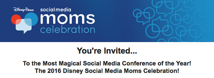 Travel | Blogging | Business | We're headed to Walt Disney World in Orlando, Florida again for the 2016 Disney Social Media Moms Celebration. Follow along with the latest announcements from #DisneySMMC 2016!