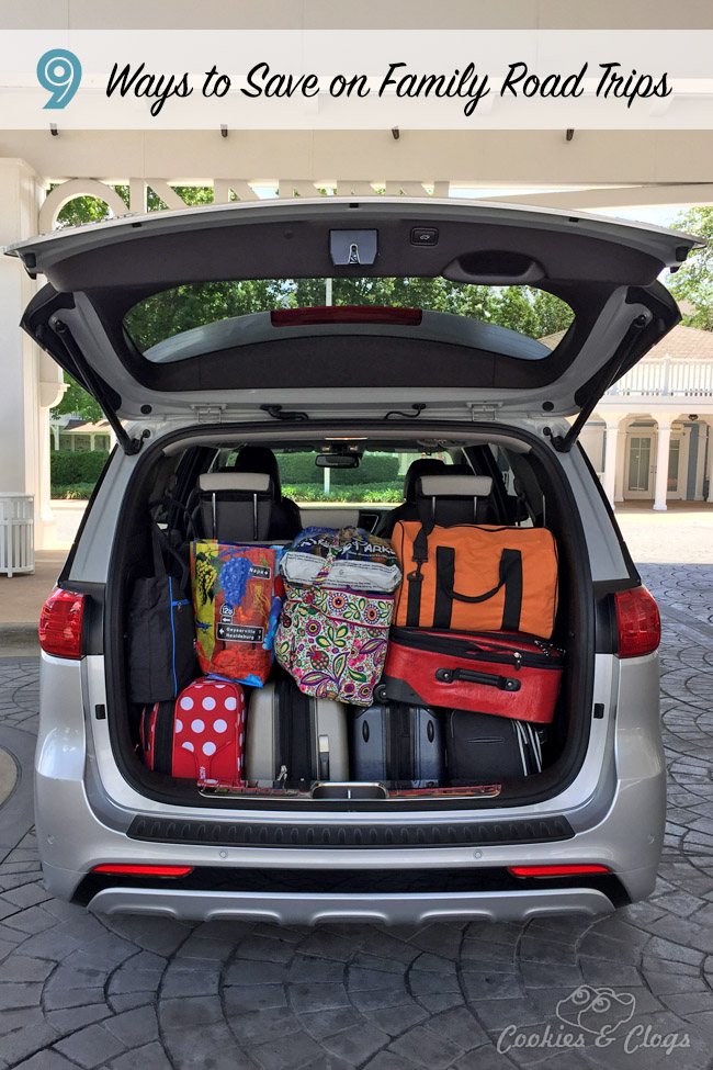 Travel | Save on your family summer road trips using these nine easy tips. The key is to plan ahead. Tip number two will save you time and stress too.