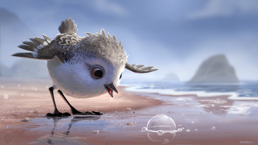 Movies   Disney Pixar will be releasing another animated treat along with Finding Dory on June 17, 2016. Enjoy these six fun facts from the Piper animated short from Director Alan Barillaro, featuring a loveable baby sandpiper bird.
