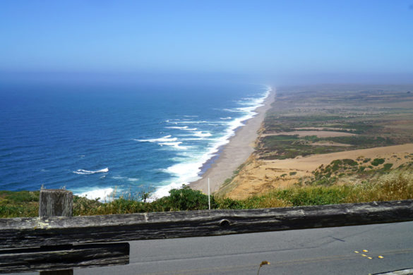 Cookies & Clogs | Want to take a family road trip to Point Reyes National Seashore in Point Reyes, CA? Here are several things to do with the kids including the Point Reyes Lighthouse. See what the climb down is like and if it's worth the trek. Overview of seashore beaches