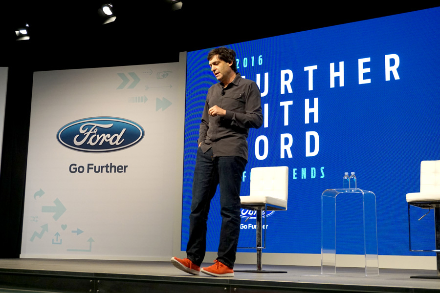 Cookies & Clogs | Cars | Discover the latest news and 2016 automotive trends during the 2016 Further with Ford conference. See information on mobility, technology, ride-sharing, autonomous vehicles and more.