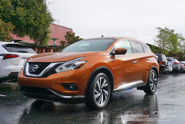 Cars | Car Events | 2015 WAJ Media Days – 2015 Nissan Murano