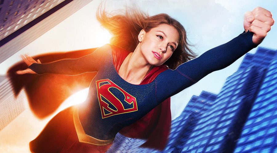 Cookies & Clogs | Looking for a new series for your mother-daughter movie nights? My teen and I enjoyed Supergirl season one on Netflix as a light, silly superhero series.