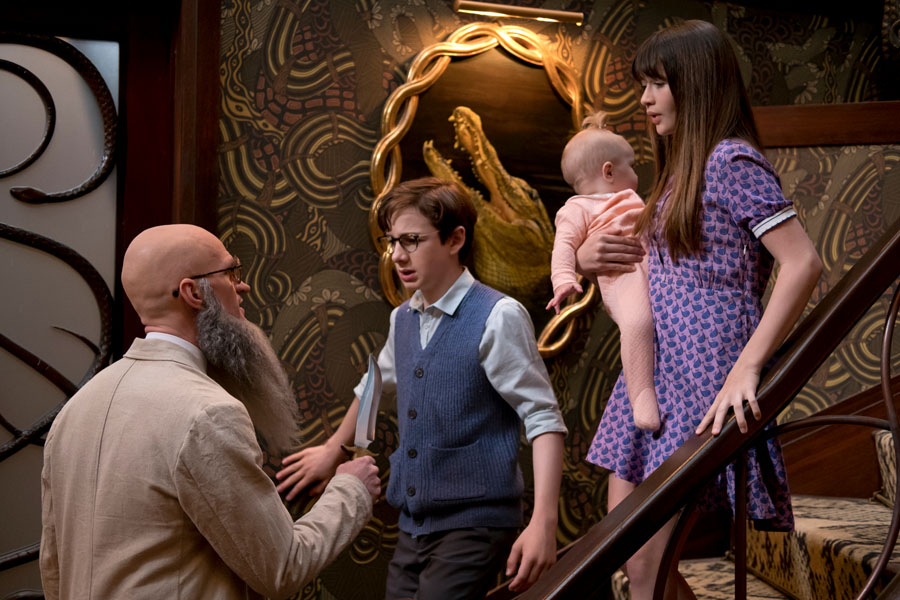 Cookies & Clogs | Surprisingly, my teen and I enjoyed Lemony Snicket's A Series of Unfortunate Events on Netflix. It's quirky, odd, and strangely addicting!