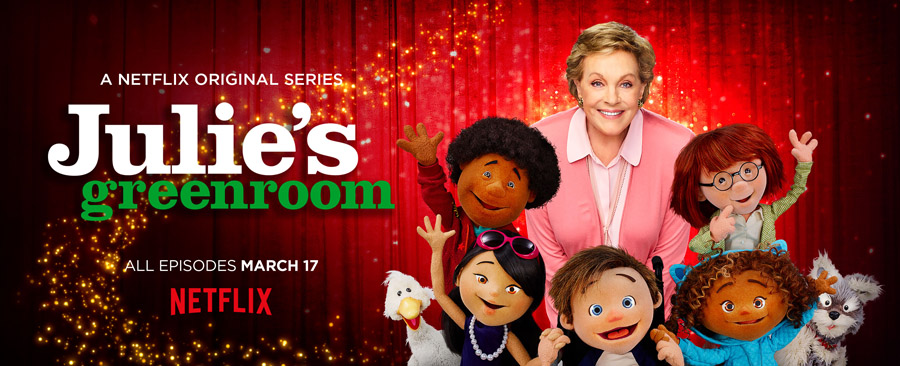 Cookies & Clogs | In honor of International Women's Day which was on March 8th, here are nine tv shows and movies which feature strong female leads to empower girls to dream big and work hard. Julie's Greenroom