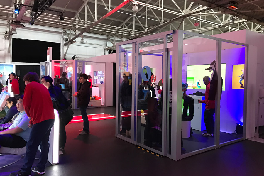 Cookies & Clogs   Nintendo Switch will be released on March 3, 2017. This is the newest home video game console from Nintendo. Find out which games will be available and take a peek into the Nintendo Switch preview tour event we attended in San Francisco.