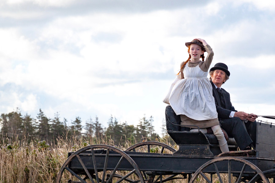 Anne with an E on Netflix — Not Anne of Green Gables But That's Okay