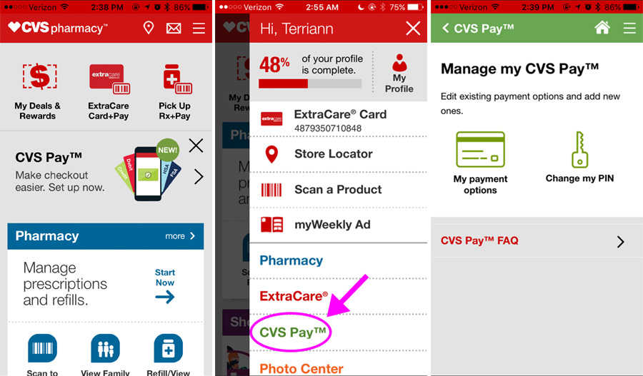 Cookies & Clogs | How to use CVS Pay in the CVS Pharmacy app.